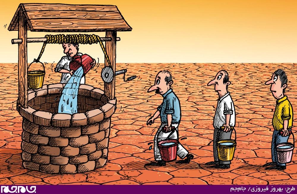 وضعیت کنونی آبهای زیرسطحی کشور